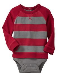 Baby Boys' Bodysuits: organic bodysuits, graphic bodysuits, one-pieces at babyGap | Gap#department=166