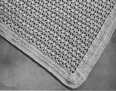 crochet curtains | Grandmother's Pattern Book  I'm sure I'd be able to make these because these are for my dream bedroom– and in my dreams I have loads of time for sewing, knitting, and crocheting an endless supply of intricate and beautiful things.
