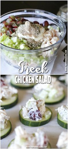 creamy cucumber salad recipe with sour cream mayo and dill rezept pinterest