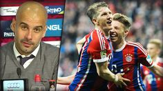 Bayern Munich win 25th Bundesliga title - Football Basement