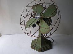 Vintage Antique Fan