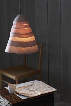 Pendant light by Pinch Design