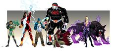 T.A.S.K. is coming! Written by Damion Gonzales Character Design by Sean Izaakse Image by Jason Reeves