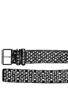 Faith Connexion  - studded leather belt