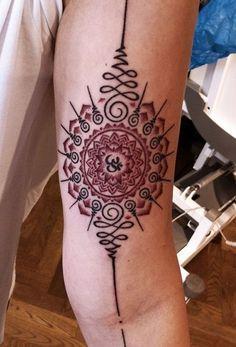 Mandala tattoo designs (2)