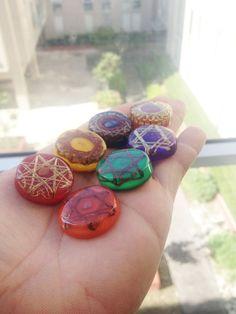 7 Chakras Nano Healing Devices Sacral Chakra, 7 Chakras, Chakra Healing, 7 Archangels, Sri Yantra, Spiritual Development, Red Jasper, Flower Of Life