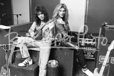 Neil Zlozower - Rock Paper Photo Store Music Photographer, Eddie Van Halen, Photo Store, Pop Culture, Track, Fine Art Photography, Glam Rock Bands, You Really Got Me, David Lee Roth