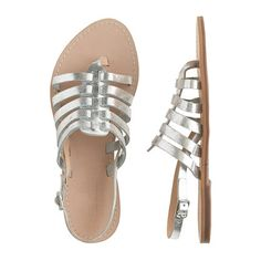 J.Crew - Girls' gladiator sandals