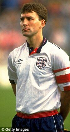 Captain Marvel Bryan Robson was an inspirational figure for the 3 Lions, always striving to get his team to play with his level of passion and commitment. Despite and injury-plagued international career he can still be considered one of the greats for the national team.