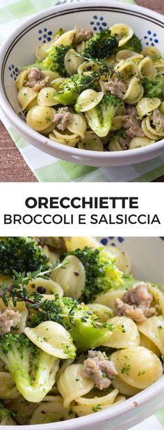 brat dieta pasta semplice
