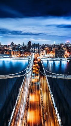 Travel across the most special places in the world. New York Cityscape, Manhattan Bridge, You Are Amazing, Travel Usa, Street Photography, Paradise, Wildlife, Urban, Mountains
