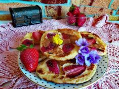 Epres zabpalacsinta Waffles, Pancakes, French Toast, Breakfast, Food, Breakfast Cafe, Pancake, Essen, Waffle
