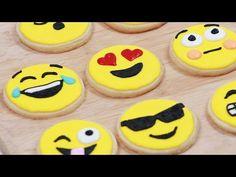 Resultado de imagen para galletas decoradas de emoji