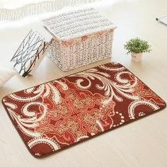 2 In1 Soft Bathroom Memory Foam Mat Comfortable Non-Slip Floor Carpet USA HS