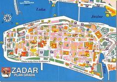 mapa de zadar - click para ver original