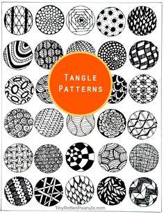 Image from http://craftwhack.com/wp-content/uploads/2014/09/zentanglepatterns4.jpg.