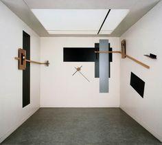 El Lissitzky, Proun room, 1923
