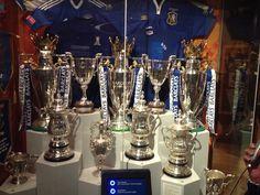 David Luiz With The Europa League Trophy Chelsea DavidLuiz