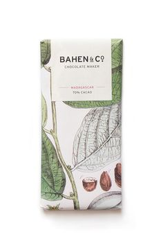 Established in the Sambirano Valley - circa This rare heirloom farm produces a lively chocolate of citrus, rum & raisin flavour Food Packaging Design, Luxury Packaging, Coffee Packaging, Packaging Design Inspiration, Brand Packaging, Bottle Packaging, Product Packaging, Logo Design, Branding Design
