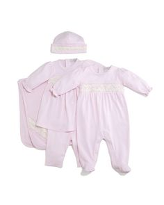 Kissy Kissy Baby-Girls Infant Mini Blooms Lilac Print Sack