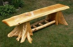 the Bench of the stump