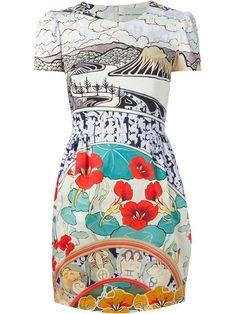Mary Katrantzou 'jq Blo' Dress - Smets - Farfetch.com