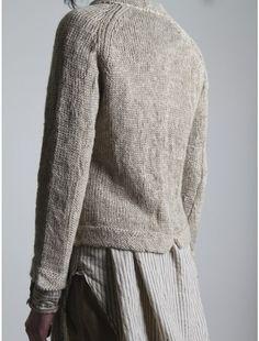 natural sweater