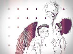 Have you ever seen angels? by Svetlana Ihsanova