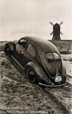 c.1939 KDF 4X4 PROTOTYPE