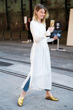 Best Australia Fashion Week Street Style 2016 | POPSUGAR Fashion