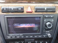 European C5 A6 Navigation Plus Retrofit in Audi S4 B5
