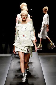 Prada Spring 2013 RTW - Review - Vogue