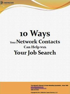 You certainly aren't alone if you feel as though your job search isn't going anywhere. These top 10 tips for effective job search networking will help you to excel your own potential as well as putting your name on the map for many potential employers. These tips will help you to boost your own confidence as well as increasing your job search efficiency and success.