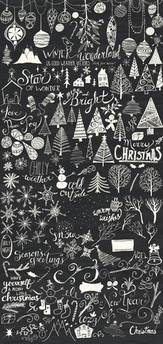 20% Off Winter Wonderland Bundle by Studio Denmark on Creative Market
