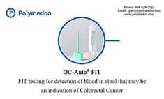 fecal immunochemical test fit specific and requires a small stool