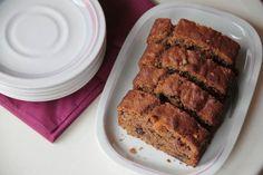 Ένα κέικ μα τι κέικ; Vegan Cake, Healthy Desserts, Food For Thought, Gluten Free Recipes, Cupcake Cakes, Cupcakes, Banana Bread, Healthy Eating, Tasty
