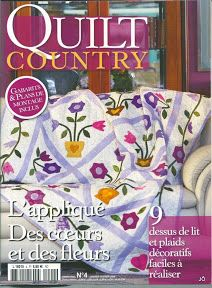Quilt Country nº 4 - Joelma Patch - Picasa Web Albums Patch Quilt, Applique Quilts, Quilt Blocks, Patchwork Patterns, Quilt Patterns, Quilting Ideas, Book Crafts, Hobbies And Crafts, Craft Books
