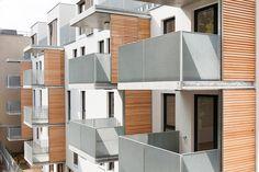 Vivenotgasse 56   Wohnbau   Projekte   BWM Architekten