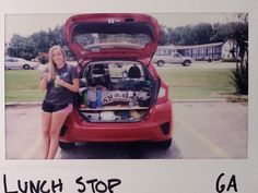 How I Turned my Honda Fit into a Home and Drove Across the Country - Medium Zumba Fitness, Reto Fitness, Fitness Workout For Women, Senior Fitness, Honda Fit, Honda Jazz, Motos Honda, Honda Cb750, Honda S2000