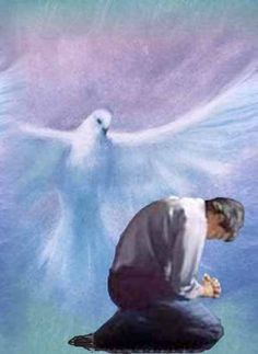 Holy Spirit...Fall on me!