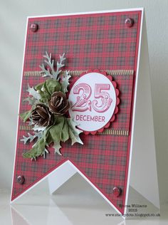 Christmas In July… by Emma Williams – Craftwork Cards Blog