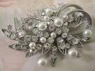 wedding hair combs - Google Search