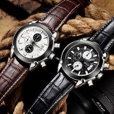 $23.90 (Buy here: https://alitems.com/g/1e8d114494ebda23ff8b16525dc3e8/?i=5&ulp=https%3A%2F%2Fwww.aliexpress.com%2Fitem%2FBAOGELA-hot-brand-quartz-watch-man-fashion-analog-watches-men-casual-chronograph-hour-luxury-luminous-leather%2F32732984754.html ) BAOGELA hot brand quartz watch man fashion analog watches men casual chronograph hour luxury luminous leather wristwatch male for just $23.90