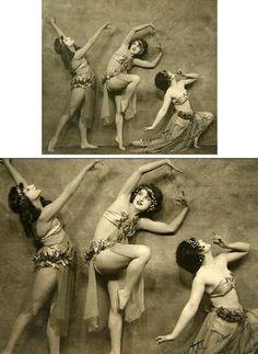 Three Muses. 1925.