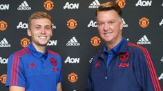 Sports Fixal: Manchester United boss Louis Van Gaal defends Jame...