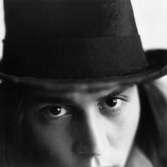 Johnny Depp by Peggy Sirota, 1992
