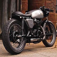 #honda #caferacers #custommade #motorcyclesofinstagram