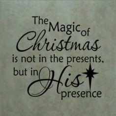 Christmas is Coming ~ The Magic of Christmas