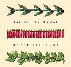 77 best hawaiian birthday greetings images on pinterest birthday happy birthday hauoli la hanau wishes in hawaiian 2happybirthday m4hsunfo