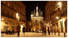 Just A Travel Picture - Bordeaux, France, December 2014...